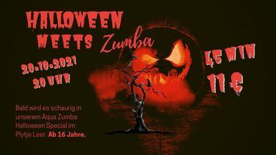 Halloween meets Zumba