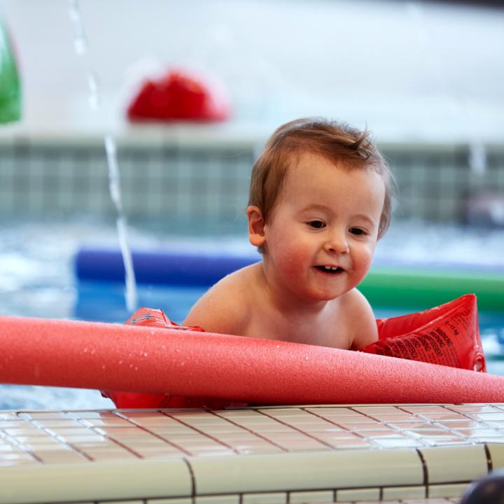 Babyschwimmen  7 – 12 Monate