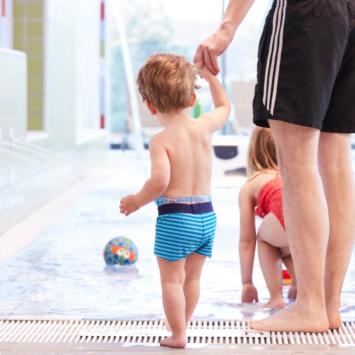 Babyschwimmen  12 – 24 Monate